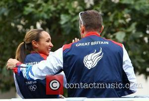 Jessica Ennis The 2012 Olympic Celebration Parade London, England - 10.09.12