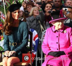 Queen Elizabeth Ii, Duchess and Kate Middleton