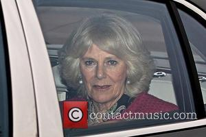 Camilla; Duchess of Cornwall; Prince Charles Members of the royal family arrive at Buckingham Palace for the royal household Christmas...