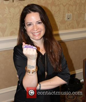 Holly Marie Combs Spooky Empire Autograph Show at the Wyndham Hotel Orlando, Florida - 27.05.12