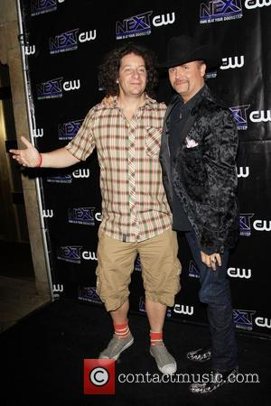 Jeffrey Ross and John Rich The CW Celebrates 'The Next' And Mentor Joe Jonas' Birthday at Perch  15.08.12 -...