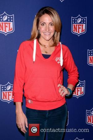 Summer Sanders  ,  at The Ultimate NFL Homegating Lounge Launch at Arlington Club. New York City, USA -...