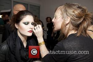 Model and Lauren Ezersky