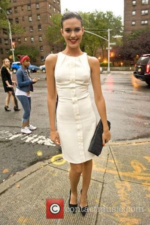 India De Beaufort  Mercedes-Benz New York Fashion Week Spring/Summer 2013 - Celebrity Outside Arrivals   New York City,...