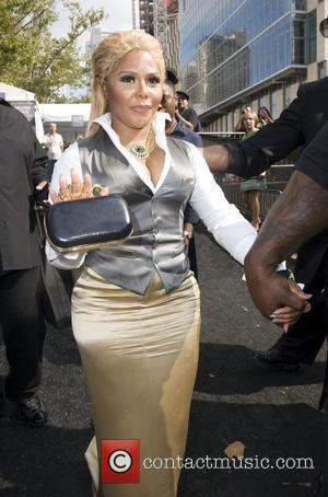 Lil Kim  Mercedes-Benz New York Fashion Week Spring/Summer 2013 - Celebrity Outside Arrivals   New York City, USA...