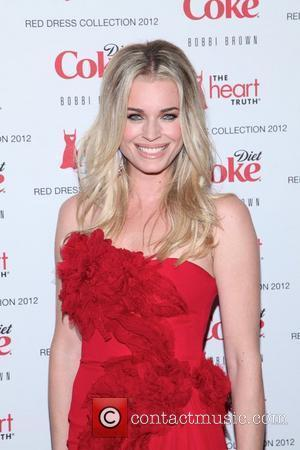 Rebecca Romijn Heart Truth's Red Dress Fall 2012 Collection - arrivals New York City, USA - 08.02.2012