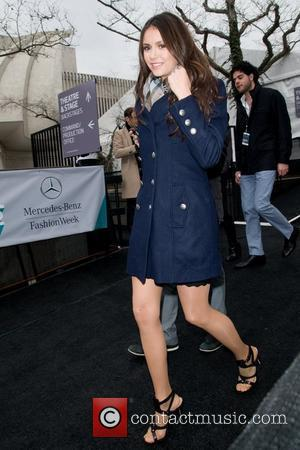 Nina Dobrev Wears 5 Different Outfits At New York Fashion Week
