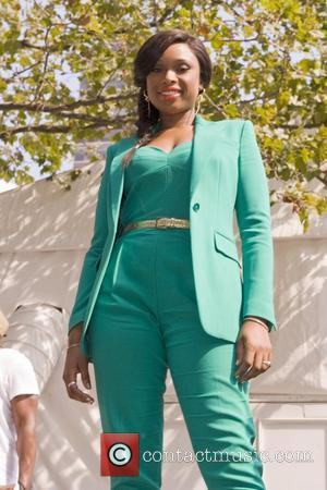 New York Fashion Week, Jennifer Hudson