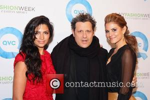 Camila Alves, Isaac Mizrahi, Maria Menounos and New York Fashion Week
