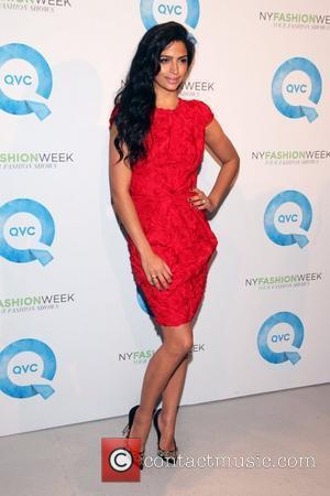 Camila Alves and New York Fashion Week