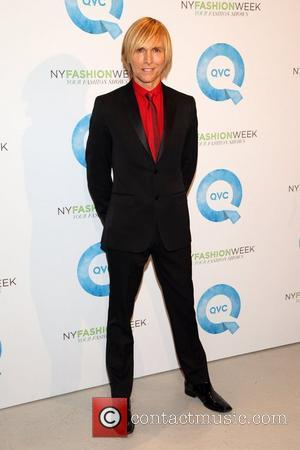 Marc Bouwer QVC's New York Fashion Week runway show - Arrivals New York City, USA - 08.02.12