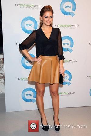Maria Menounos and New York Fashion Week