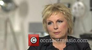 Jennifer Saunders Promotional video for the launch of the Spice Girls' musical 'Viva Forever!' which opens at the West End's...