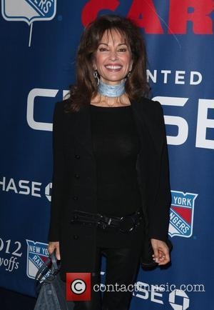 Susan Lucci  The Blue Carpet presented by Chase for the opening night of the 2012 NHL Playoffs at Madison...