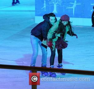 Jessica Wright, Ricky Rayment, Natural History Mueseum Ice and Rink