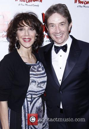 Andrea Martin and Martin Short Broadway opening night of 'Nice Work If You Can Get It' at the Imperial Theatre...