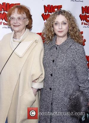 Carol Kane and Imperial Theatre