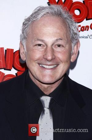 Victor Garber Broadway opening night of 'Nice Work If You Can Get It' at the Imperial Theatre – Arrivals New...