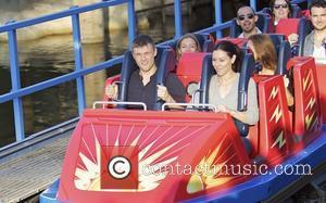 Nick Carter, Howie Dorough, California Screamin and Disneyland