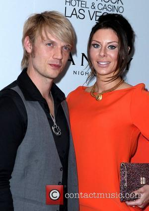 Nick Carter celebrates his birthday at Vanity nightclub inside The Hard Rock Hotel and Casino Las Vegas, Nevada - 28.01.12