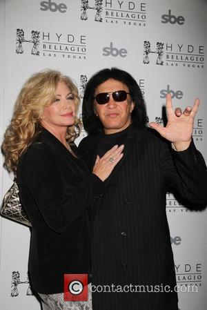 Shannon Tweed, Gene Simmons Nick Simmons celebrates his 23rd Birthday with Family Jewels and Performance at Hyde Bellagio  Las...