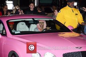 Nicki Minaj, Pink and Grammy