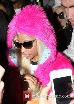 Nicki Minaj Producing First Fragrance