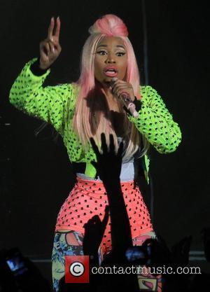 Nicki Minaj and Hammersmith Apollo