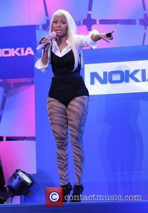 Nicki Minaj Shuts Down Times Square