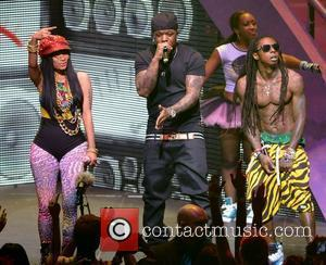 Nicki Minaj, Birdman and Lil Wayne