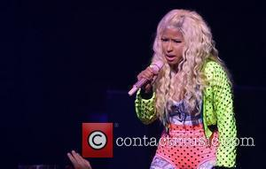 Nicki Minaj  performs during the 'Pink Friday Tour' at the James L. Knight Center  Miami, Florida - 24.07.12