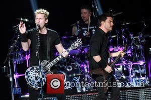 Nickelback, Rod Laver Arena and Melbourne