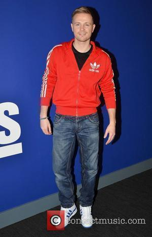 Westlife's Nicky Byrne at the new Life Style 10,000 sq ft flagship store on Mary Street. Dublin, Ireland - 06.12.11