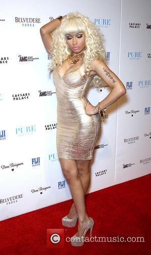 Nicky Minaj and Pure Nightclub