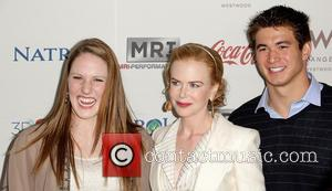 Olympic, Missy Franklin and Nicole Kidman