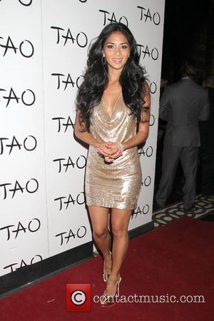 Nicole Scherzinger Parties In Vegas For Birthday