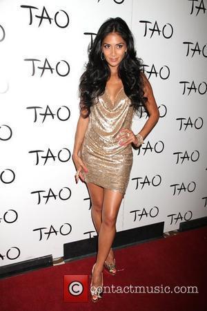 Nicole Scherzinger and Tao Nightclub