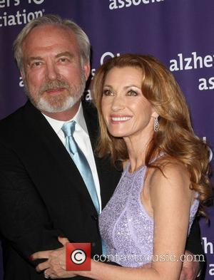 James Keach, Jane Seymour The 20th Annual A Night At Sardi's Fundraiser and Awards Dinner, held at The Beverly Hilton...