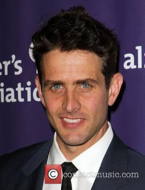 Joey McIntyre and Beverly Hilton Hotel