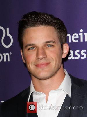Matt Lanter The 20th Annual A Night At Sardi's Fundraiser and Awards Dinner, held at The Beverly Hilton Hotel -...