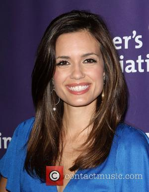 Torrey DeVitto The 20th Annual A Night At Sardi's Fundraiser and Awards Dinner, held at The Beverly Hilton Hotel -...