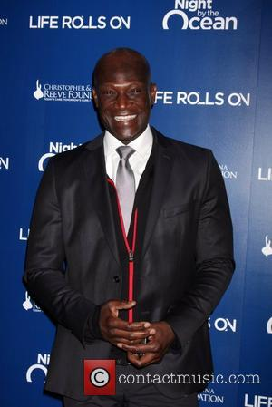 Peter Mensah The Life Rolls On foundation's 9th annual 'Night by the Ocean' gala at Ritz Carlton Hotel  Los...
