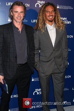 Sam Trammell, Rob Machado  The Life Rolls On foundation's 9th annual 'Night by the Ocean' gala at Ritz Carlton...
