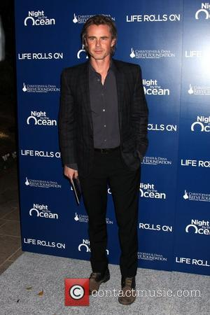 Sam Trammell  The Life Rolls On foundation's 9th annual 'Night by the Ocean' gala at Ritz Carlton Hotel...