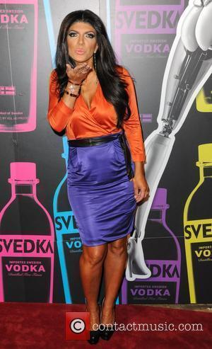Teresa Giudice  Svedka Vodka hosts 'Night Of A Billion Reality Stars' at the Supperclub Hollywood - Arrivals Los Angeles,...