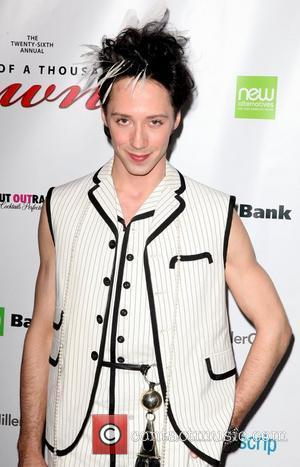 Johnny Weir 26th Annual 'Night Of A Thousand Gowns' at The Marriott Marquis in Times Square New York City, USA...