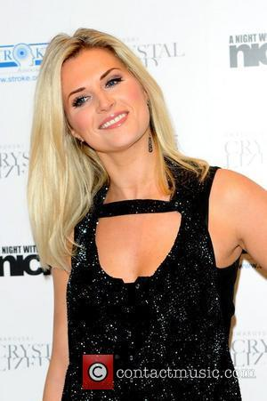 Sarah Jayne Dunn A night with Nick in aid of The Stroke Associaton held at Swarovski - Arrivals London, England...