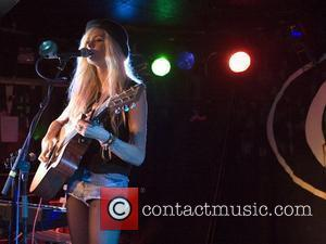 Nina Nesbitt perform at King Tuts in Glasgow  Scotland, UK - 17.05.12