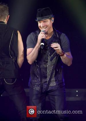 Brian Littrell and Liverpool Echo Arena
