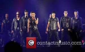 NKOTBSB - New Kids On The Block and The Back Street Boys performing live at Liverpool Echo Arena  Liverpool,...